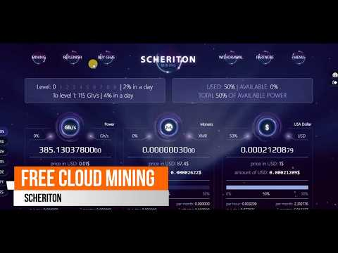 Free Hash Power 150ghz/ Free BITCOIN, LITE COIN & DOGE COIN Cloud