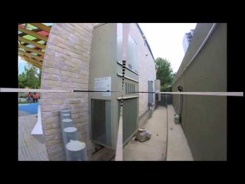 2012 Bard Wall Mount Air Conditioner Youtube