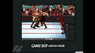 WWE Road to WrestleMania X8 Game Boy Gameplay_2002_08_08_2