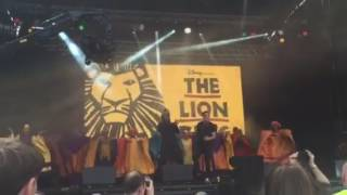 Lion King - West End Live 2016