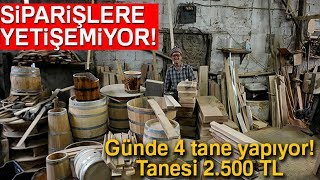 Gambar cover Dede ile Torunun Fıçıları Türkiye'nin Her Yerinden Alıcı Buluyor