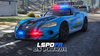 LSPDFR - Day 314 - Police Dodge Viper
