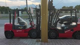 Antalya forklift yuki forklift yetkili satış ve servis Antalya  0242 331 4050