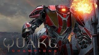 "Wycc и банда играют в Quake Champions (18 Июня)""Стрим TaeRss"""