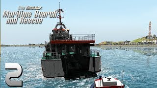 Ship Simulator:Maritime Search and Rescue| Episode 2