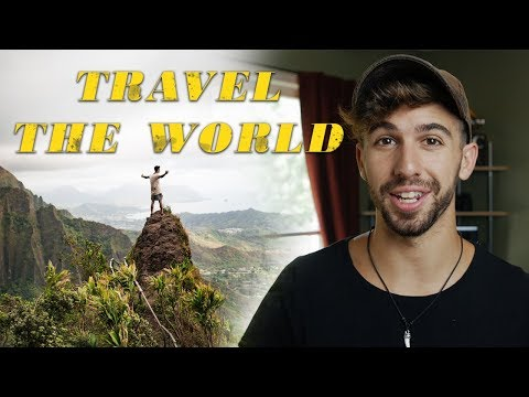 How to TRAVEL THE WORLD | Episode 1 - Oahu, Hawaii