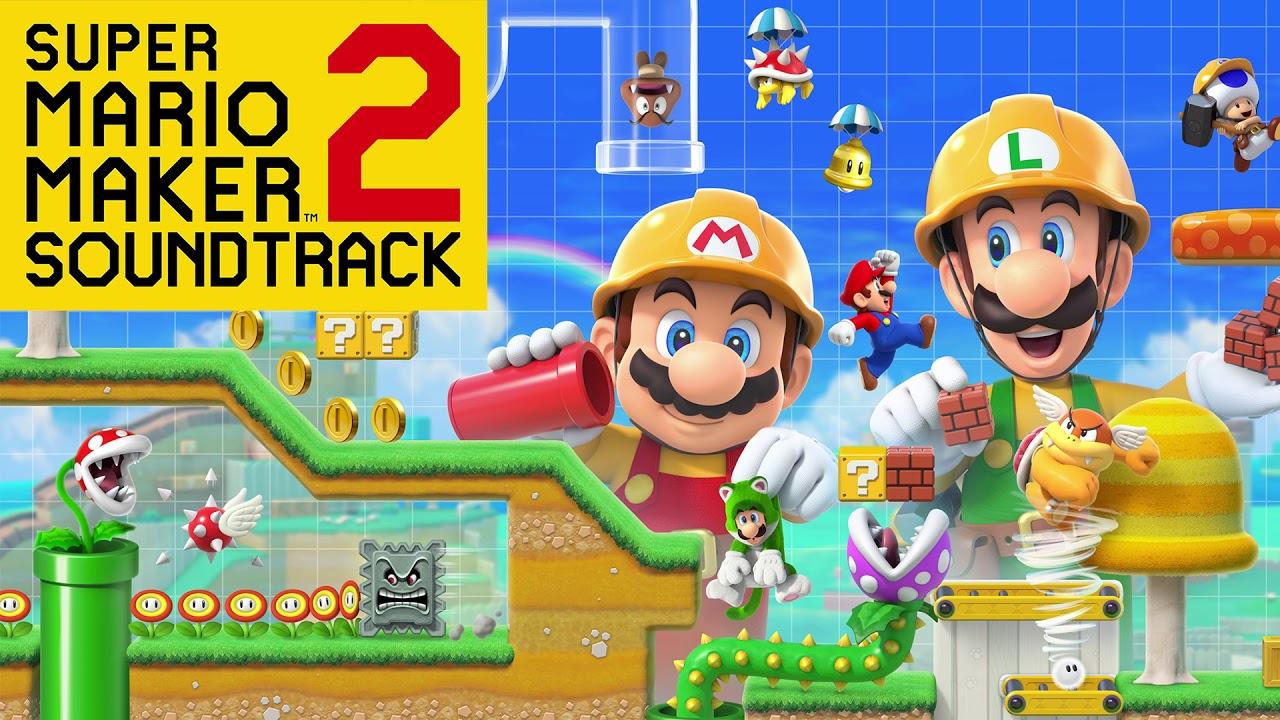 Title - Super Mario Maker 2 Soundtrack