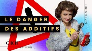 Corinne Gouget, interview sur les additifs alimentaires et l