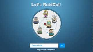 Let's RaidCall