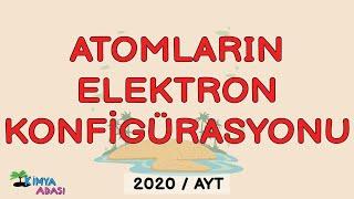 5 -Atomların Elektron Konfigürasyonu (Dağılımı)