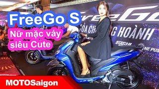 Chi tiết Yamaha FreeGo S 125 giá xe từ 33 triệu đồng
