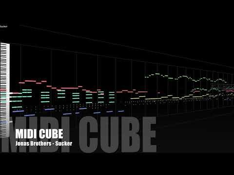 【MIDI Full Cover】Jonas Brothers - Sucker   MIDI CUBE