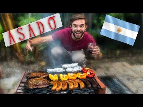 HOW TO MAKE AN ARGENTINIAN ASADO | DIY BBQ