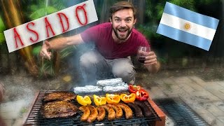 HOW TO MAKE AN ARGENTINIAN ASADO | DIY BBQ