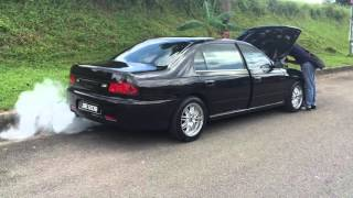 Proton Perdana V6 Exercutive Decarbonised