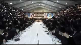 bobov rebbe shlita 48 kabulas punim in israel
