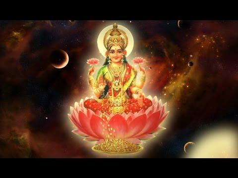Mahalakshmi Gayatri Mantra - 9 Repetitions, With English Text