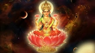 Mahalakshmi Gayatri Mantra - 9 repetitions, with English text