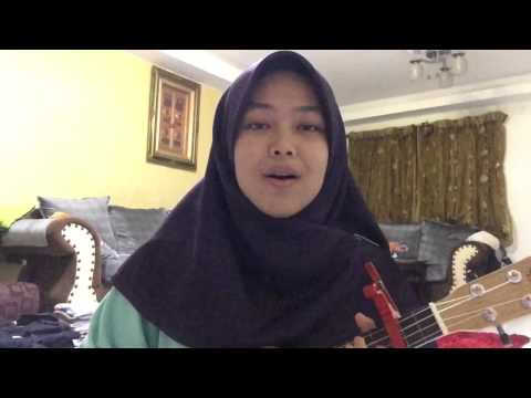 Humood AlKhudher - Kun Anta  كن أنت (cover by Sheryl Shazwanie)