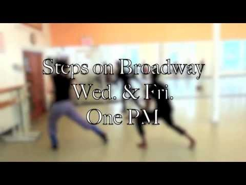 "Broadway Dance styles, NYC: Choreography: Christopher Liddell, ""Who Cares?"""