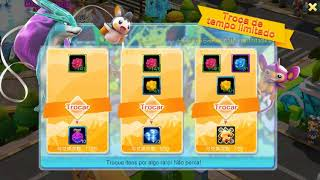 Monster Station l Pocket Contest Bug da Cápsula Avançada. Será que funciona desta vez?