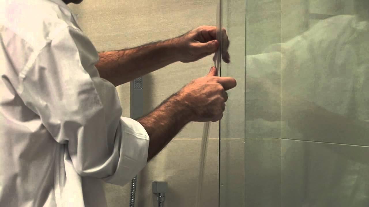 Cabina doccia silis montaggio guarnizioni box doccia - Box doccia tre lati leroy merlin ...