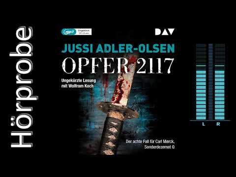 Opfer 2117 YouTube Hörbuch Trailer auf Deutsch