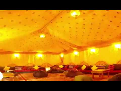 Arabian Tent & Arabian Tent - YouTube