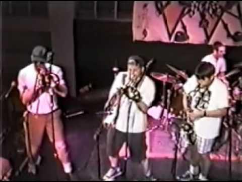 Skankin' Pickle - Live 1995.04.13 - Part 1