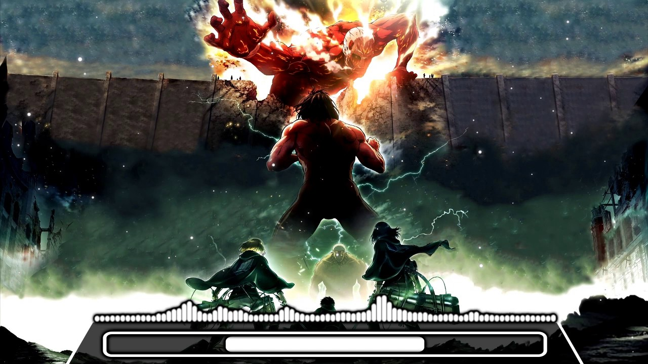 Whether you cover an entire room or a single wall, wallpaper will update your space and tie your home's look. Attack on Titan 2nd Season OST   Shinzou wo Sasageyo ...