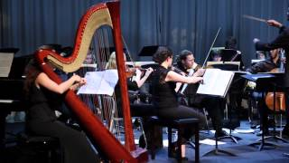 "Intermezzo from ""Carmen"" performed by Co-Opera Co orchestra"