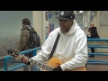 Subway Busker Nate Williams Tears For Fears Everybody Wants To Rule The World Chicago CTA mp3