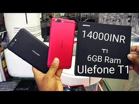 Hindi | Ulefone T1 Unboxing 6GB Ram 64GB Dubai Best Price