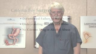 Do You Qualify for Surgery?- Video 6
