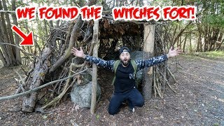 (OMG) We found the Witches Fort! | The Sargi Family