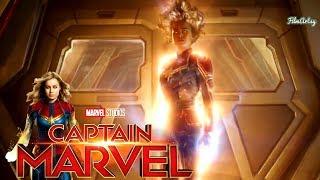 Captain Marvel Official Trailer #2 - Brie Larson 2018