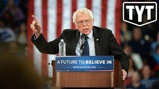 Bernie FINALLY Fights Back Against Establishment Smears
