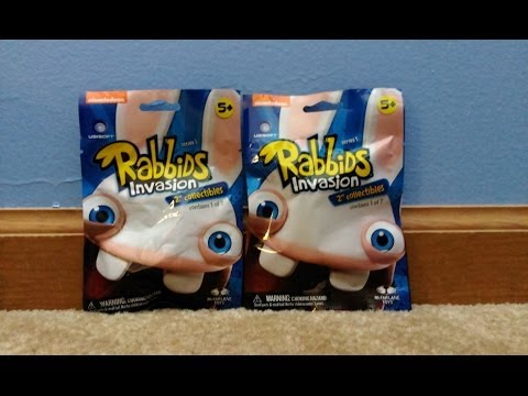 """Opening Rbids Invasion: 2"""" Collectibles Blind Bags With Epic Lotad!"""