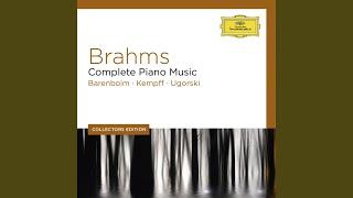 Brahms: 8 Piano Pieces, Op.76 - 6. Intermezzo In A