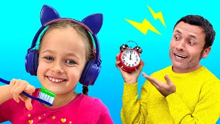 Hurry up to school | Nursery Rhymes & Kids Songs
