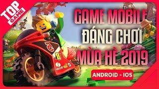 [Topgame] Top Game Mobile Online Mới Không Nên Bỏ Qua Trong Mùa Hè 2019