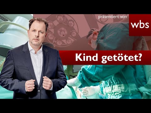 Ärzte töten behindertes Baby: Zwillingsmord bei Geburt? | Anwalt Christian Solmecke