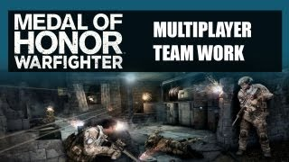 Medal of Honor (MOH) Warfighter Multiplayer Gameplay First Place Win Tips & Tricks Xbox 360/PS3/PC