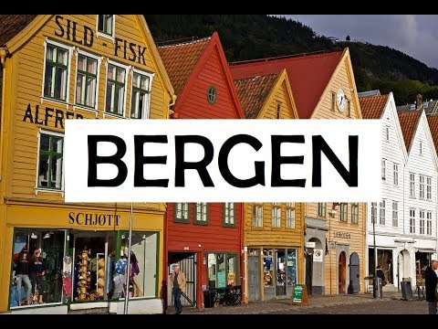TRAVEL VLOG #4 | Bergen, Norway | Weekend
