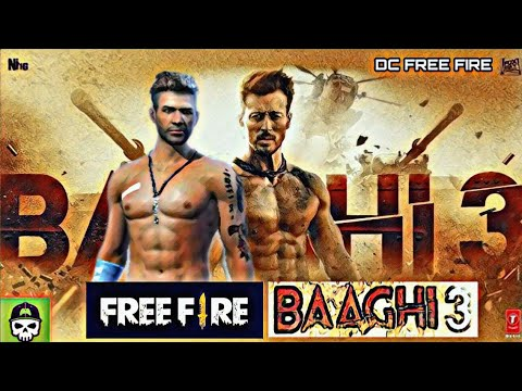 BAAGHI 3 TRAILER IN FREE FIRE VERSION | MUST WATCH |
