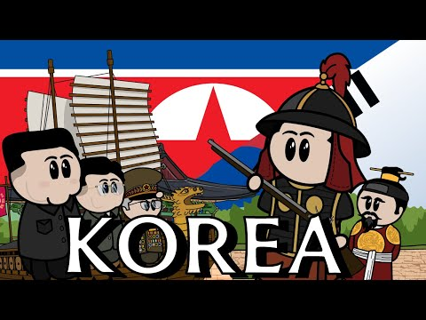The Animated History of Korea