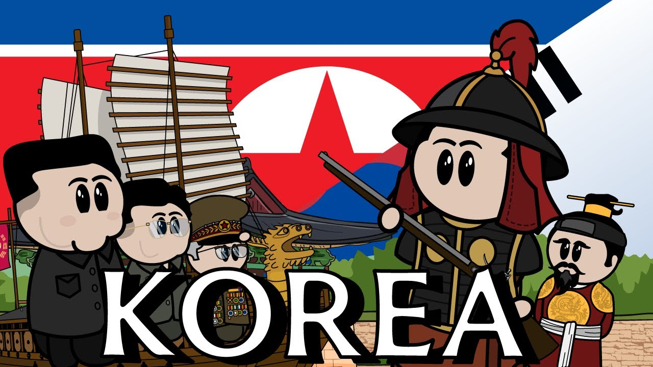 Download The Animated History of Korea