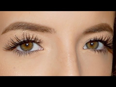 d543f060eda Favorite Natural Lashes! Try-on Drugstore & High End! | Ashley Landry