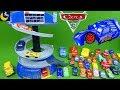 Disney cars 3 toys florida speedway spiral playset lightning mcqueen cruz ramirez jackson storm toys mp3