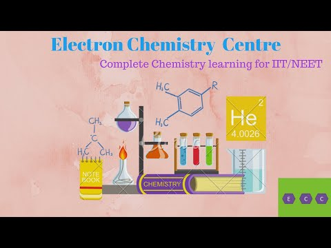 Electron chemistry centre for IIT/NEET/CET by VKM sir